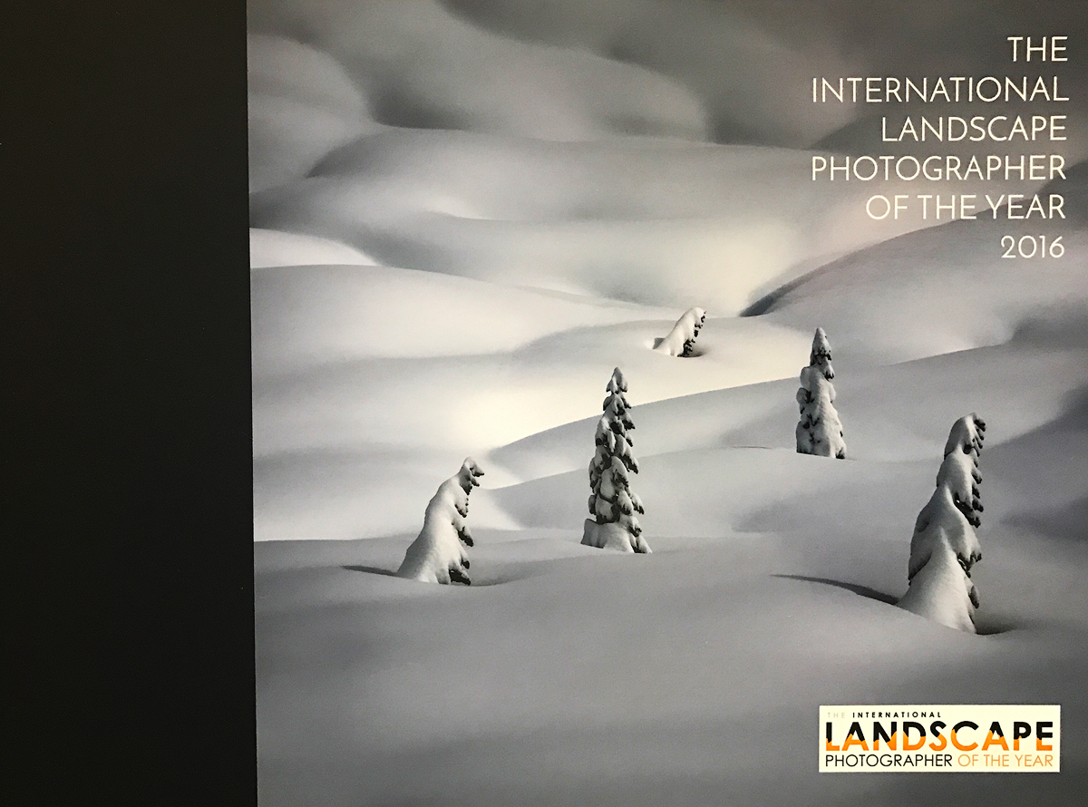 Landscape photographer of the year book The Minimalist Landscape Photographer: What do you